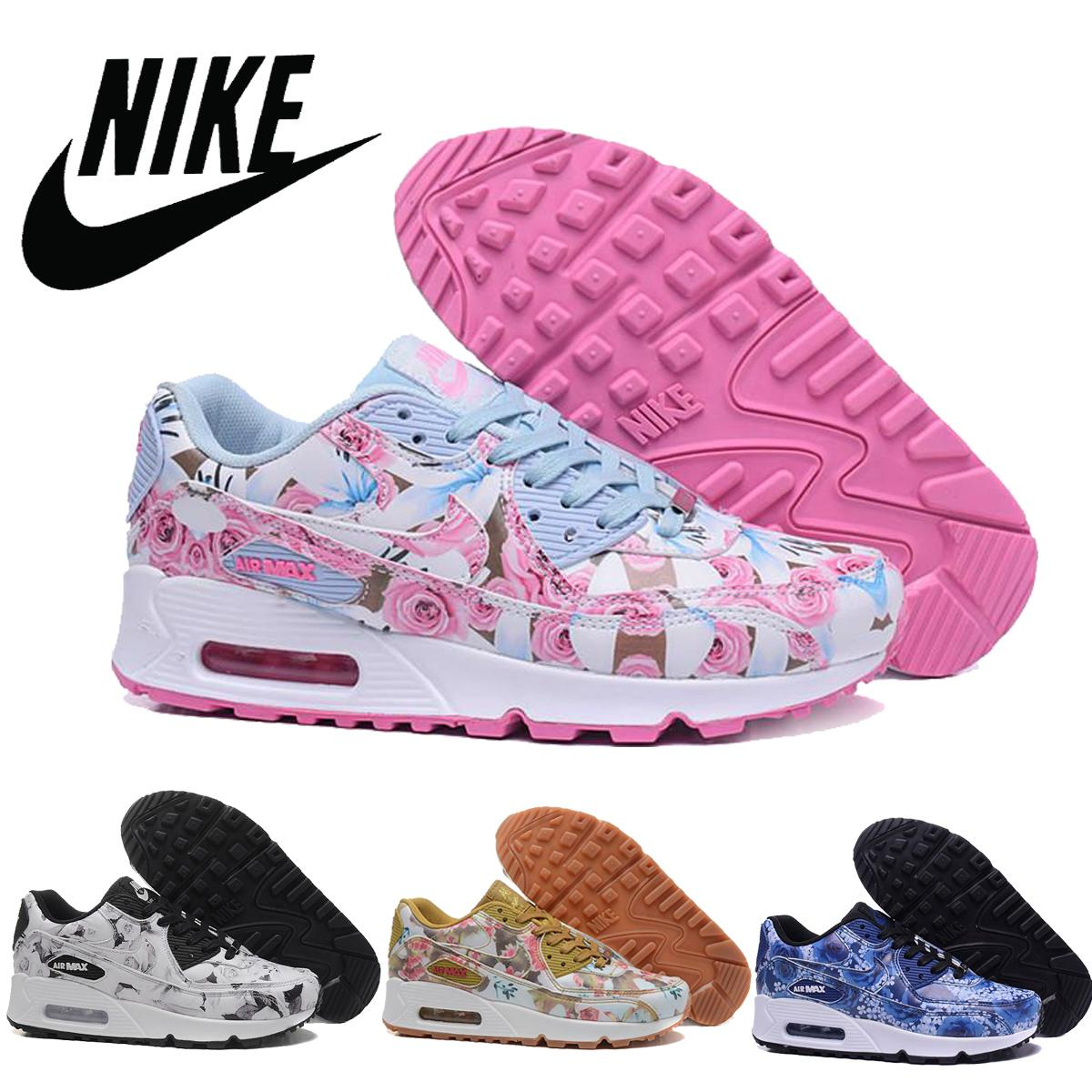 separation shoes 447dc 2b33a Nike Air Max 90 Womens Lon Prs Tko Mln Nyc Shoes Cheap Running Shoes Mens  Ourdoor Sports Shoes Hiking Shoe Sneaker Women Jogging Shoes Free Shoes  Discount ...