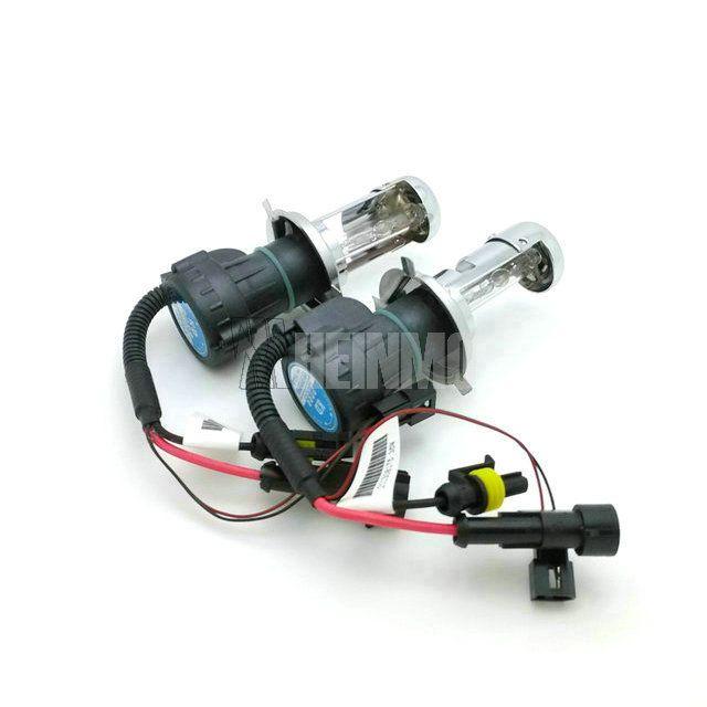 35W AC BEST 35W Bil Xenon HID H4 HI / LO 4300K-12000K strålkastlampa Foglight strålkastare Dimljus Xenon Light 9007/9004/9003 Hej / Lo Beam