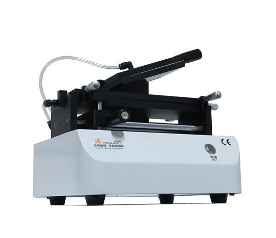 Laminatore a vuoto della macchina di laminazione del film del touch screen LCD a 7 pollici di OCA la pompa a vuoto incorporata del polarizzatore del film di OCA