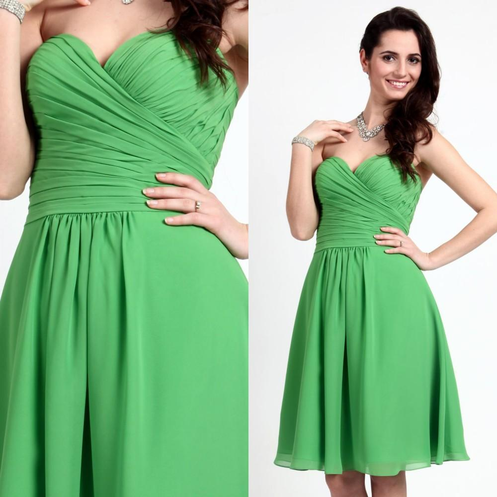 Chiffon cheap bridesmaid dresses light green sweetheart a line chiffon cheap bridesmaid dresses light green sweetheart a line knee length with pleats party homecoming gown zahy746 light green bridesmaid dresses lilac ombrellifo Gallery