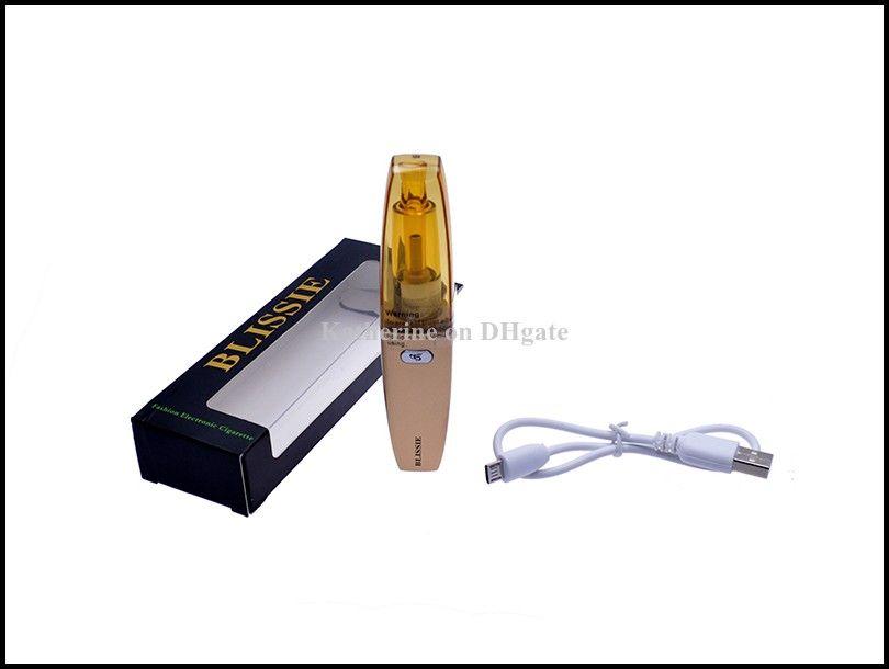 Blissie Mod Kits Blissie Vaporizer Starter Kits for Women Elegant Design E Cigarette Electronic Cigarette For Lady Various Colors Instock