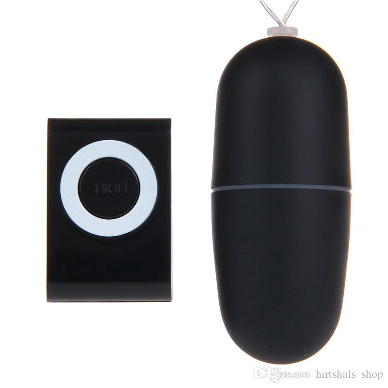 20 Modos de vibração sem fio Ir ovos, controle remoto de vibração Ovo, G Spot Vibrator, Adulto Brinquedos para sexo
