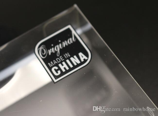 Caixa plástica transparente do pacote de varejo do PVC maior com suporte interno da bolha para o telefone Caixa de couro do telefone para o iphone 6 6S mais Samsung S6 S5