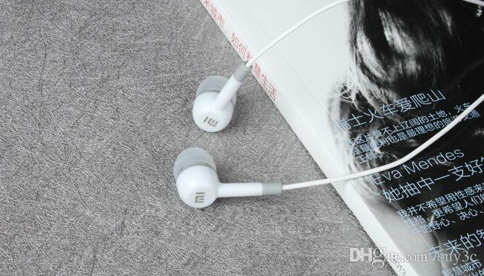 Yeni 2015 Yüksek Kalite XIAMI Kulaklıklar Için 3.5mm Kulaklık Kulaklık Kulaklık XiaoMI Samsung iPhone Uzaktan Ve MIC Ile kulaklık Toptan