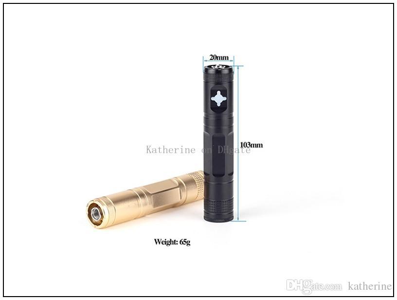X9 Protank 2 Kit Pyrex Glass 1300mah X9 Batería Voltaje variable 3.2V-4.2V Cigarrillo electrónico E Cig X6 Kit actualizado Varios colores Instock
