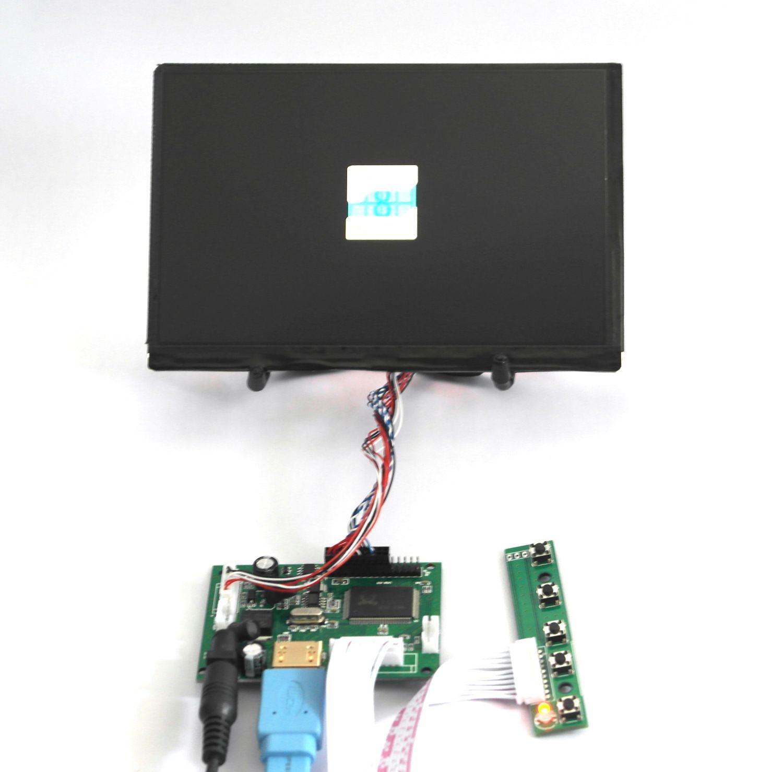 Universal HDMI LVDS LCD Module Controller Board Monitor Kit 7 inch 1280*800  N070ICG-LD1 HD LCD Display