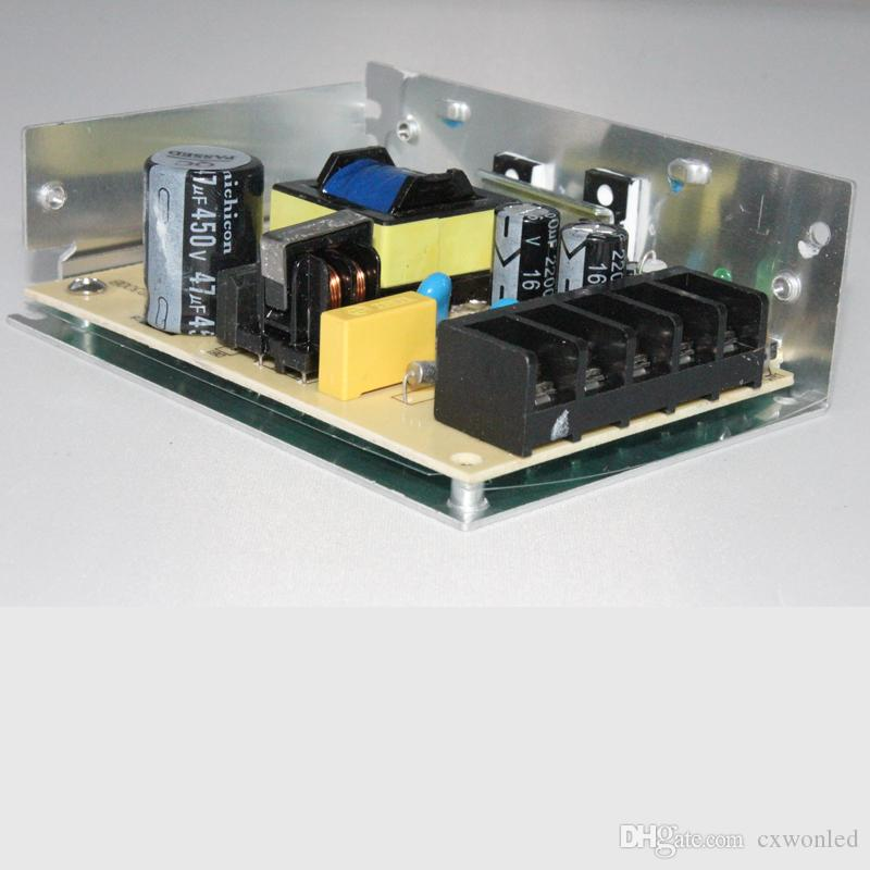 DC 12V 38W non-imperméable à l'eau électronique LED Driver Adaptateur intérieur utilisation alimentation Led bandes d'éclairage transformateur AC 110-240V à DC 12V