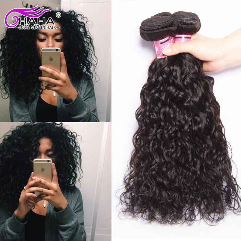 Top Quality Indian Raw Virgin Hair Weave Spanish Wave 3 Bundles 100g
