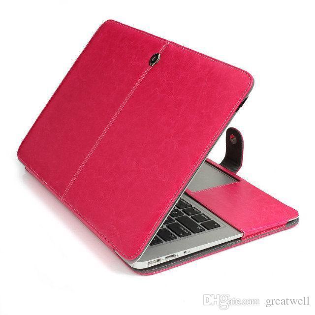 Funda protectora de funda protectora de funda protectora para funda protectora para el nuevo MacBook Air Pro Retina 11.6 12 13.3 15.4 pulgadas Protector de computadora portátil Bolsa