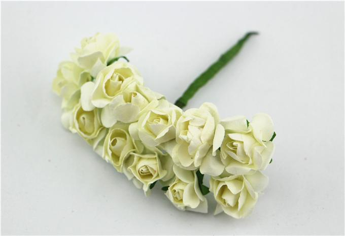 Wedding Decorations Fake Rose Wedding Decorations Fake Rose Colorful Paper Flower Candy Box Accessories Beautiful Handmade Simulation Wedd