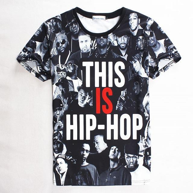 O Neck Print Short Sleeve 3d T Shirt Men New 2015 Summer Style ...