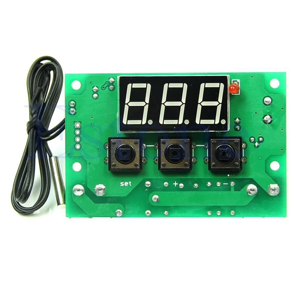 2019 Dc 12v Digital Lcd Temperature Regulator Controller Pcb Board Water Sensor2pcb Is Thermostat Sensor From Jack16669 2463