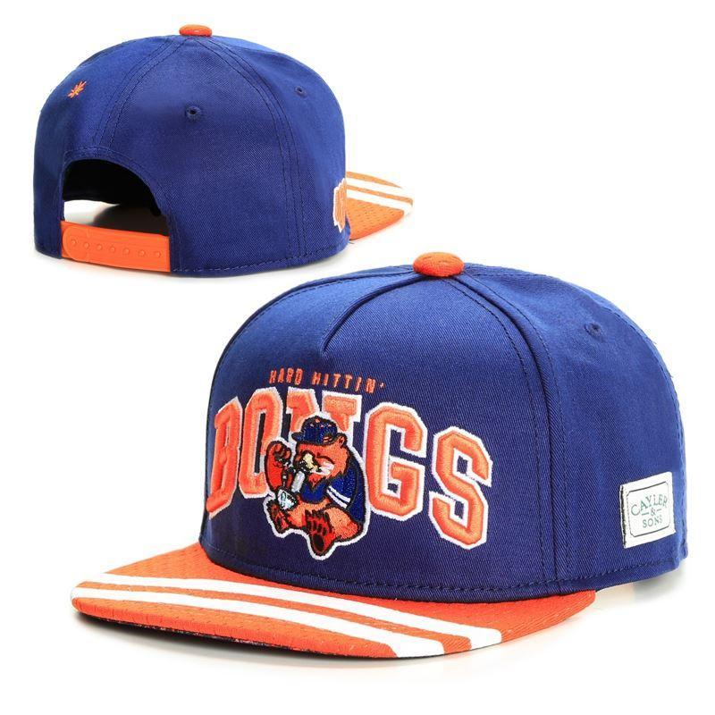f6ad96ed0b299 2015 New Bongs Bear Cap Snapbacks Baseball Caps Hats Men women ...