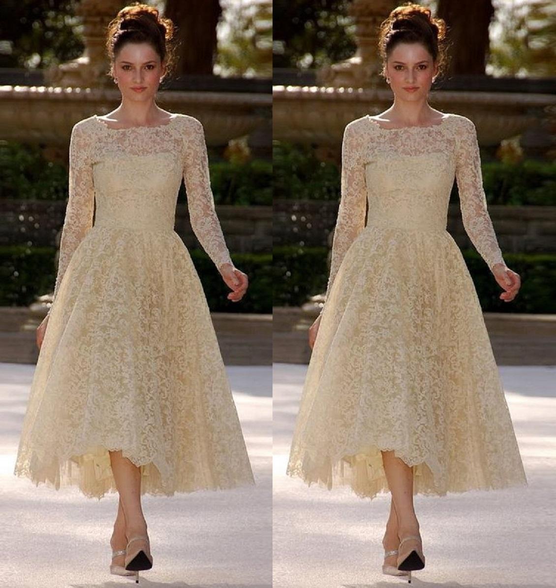 2016 Elegant Mother Of The Bride Lace Dresses A Line Half