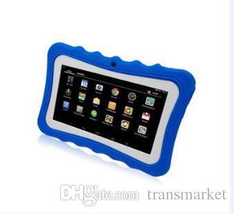 758 bambini tablet PC 1G / 4G Quad Core 7 pollici android 5.1 tablet pc speciale bambino vendita calda e spedizione gratuita Ysinke