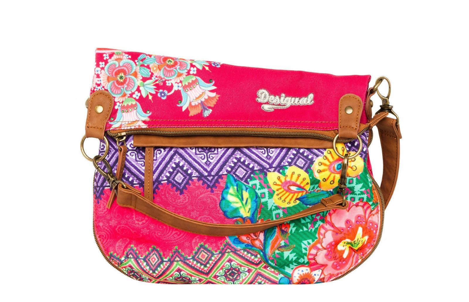 New Brand Handbag Shoulder Womens Desigual Fashion Bag Messenger rqtB8rOw