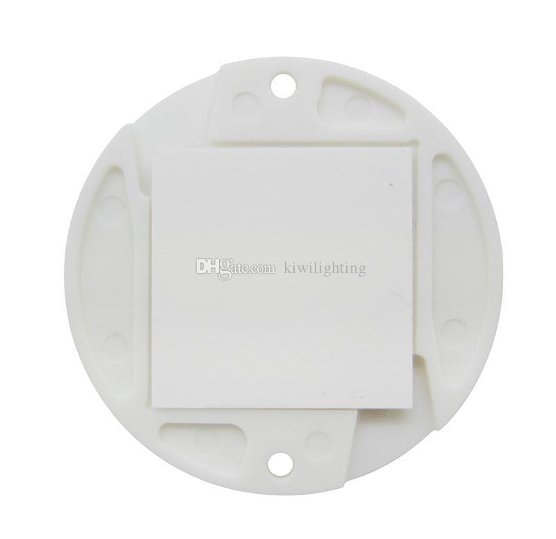 Led COB Holder White Color For Cree CXA3070 / CXA3050 Led Light Bulb DIY