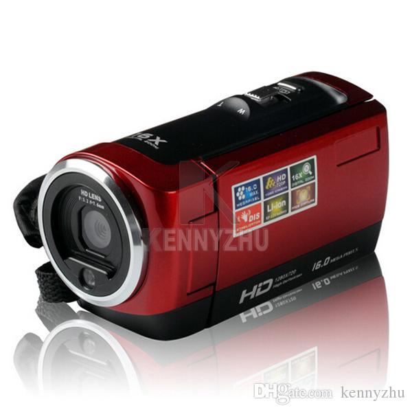 Nouveau Caméscope CMOS 16MP 2.7