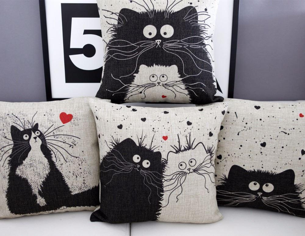 cartoon pillow covers