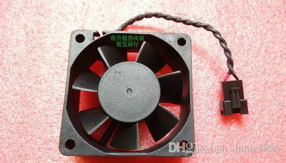 ADDA 60 * 60 * 25 AD0624UB-A70GL DC24V 0.16A 정품 원래 2 선식 변환기 팬