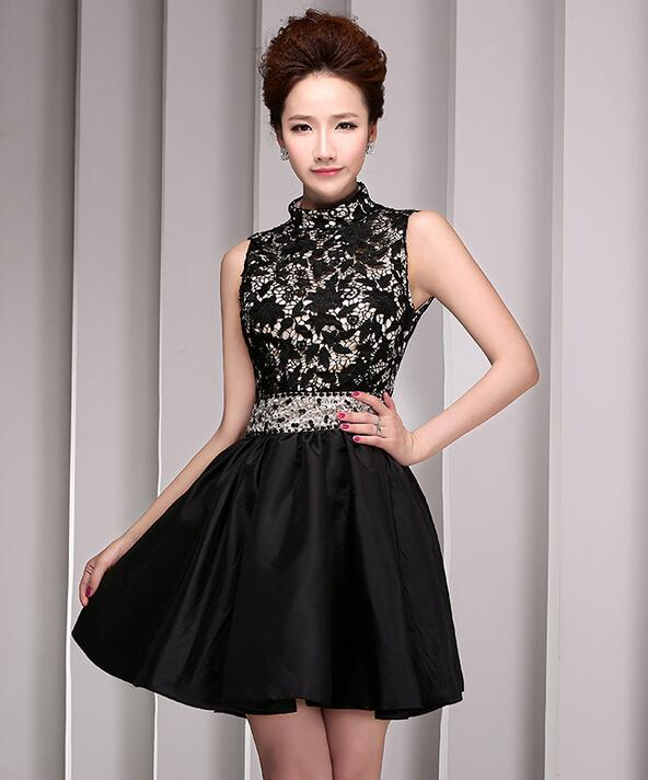 Short Black Dresses For Teenagers