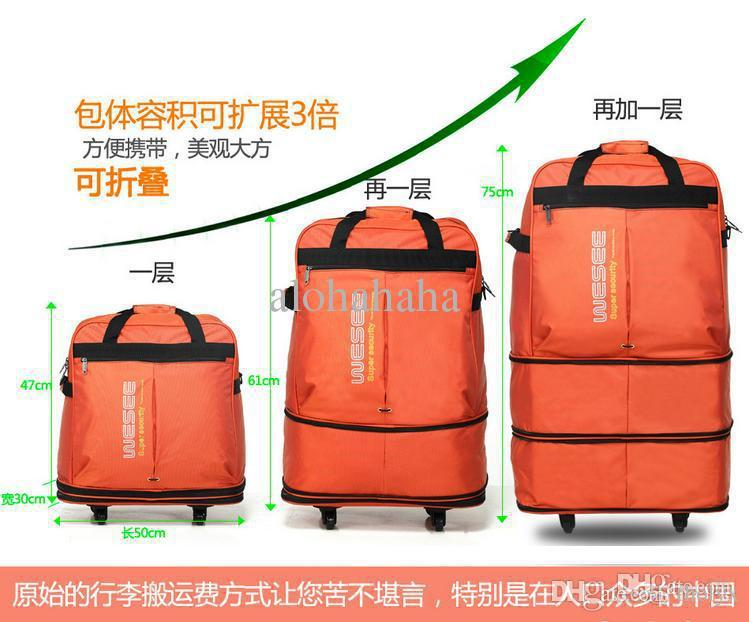 Wholesale Outdoor Travelling Air Luggage Bag Foldable Lightweight ...