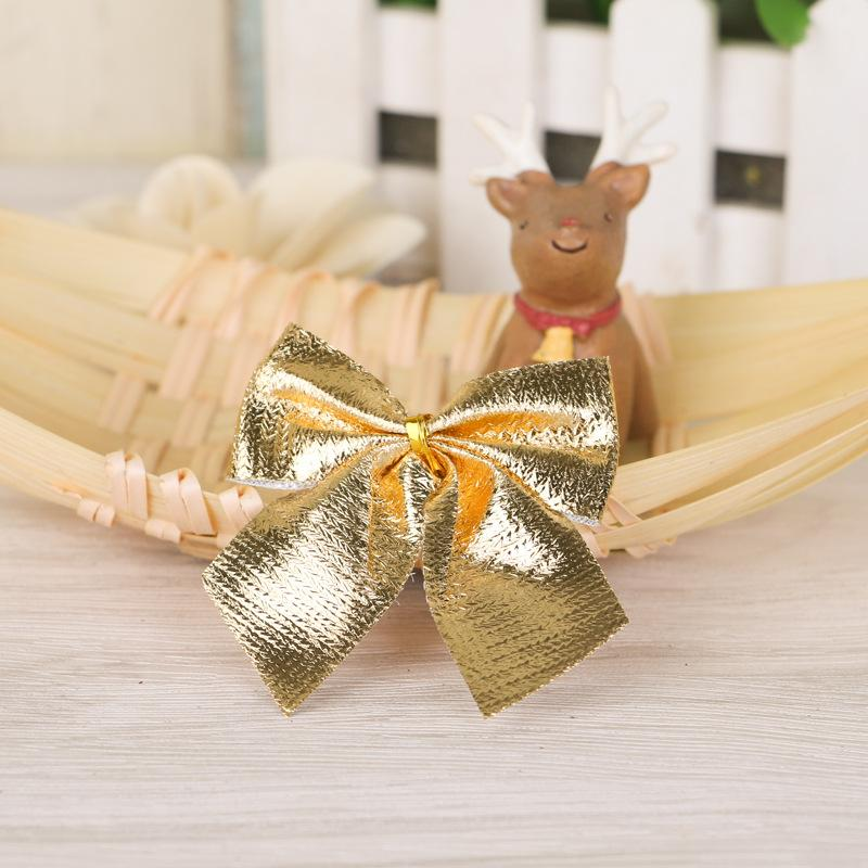 / set noël décoration sapin de noël ornement pendentif petit arc décoration nouvel an lz0630