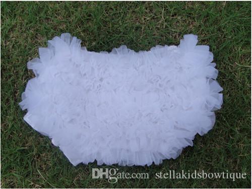 Petti Royal Blue Baby Ruffle Cute Chiffon Girls Bloomer Cotton Baby Girls Diaper Cover Cheap Underwear