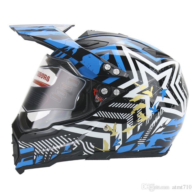Wholesale 2016 High Quality Off Road Racing Motorcycle Helmet