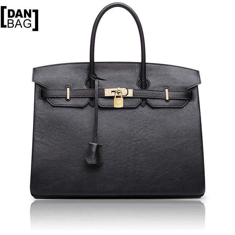 Wholesale-Cattle Split Leather Bag Bolsa Feminina Bags Women Famous ... 510854248e616