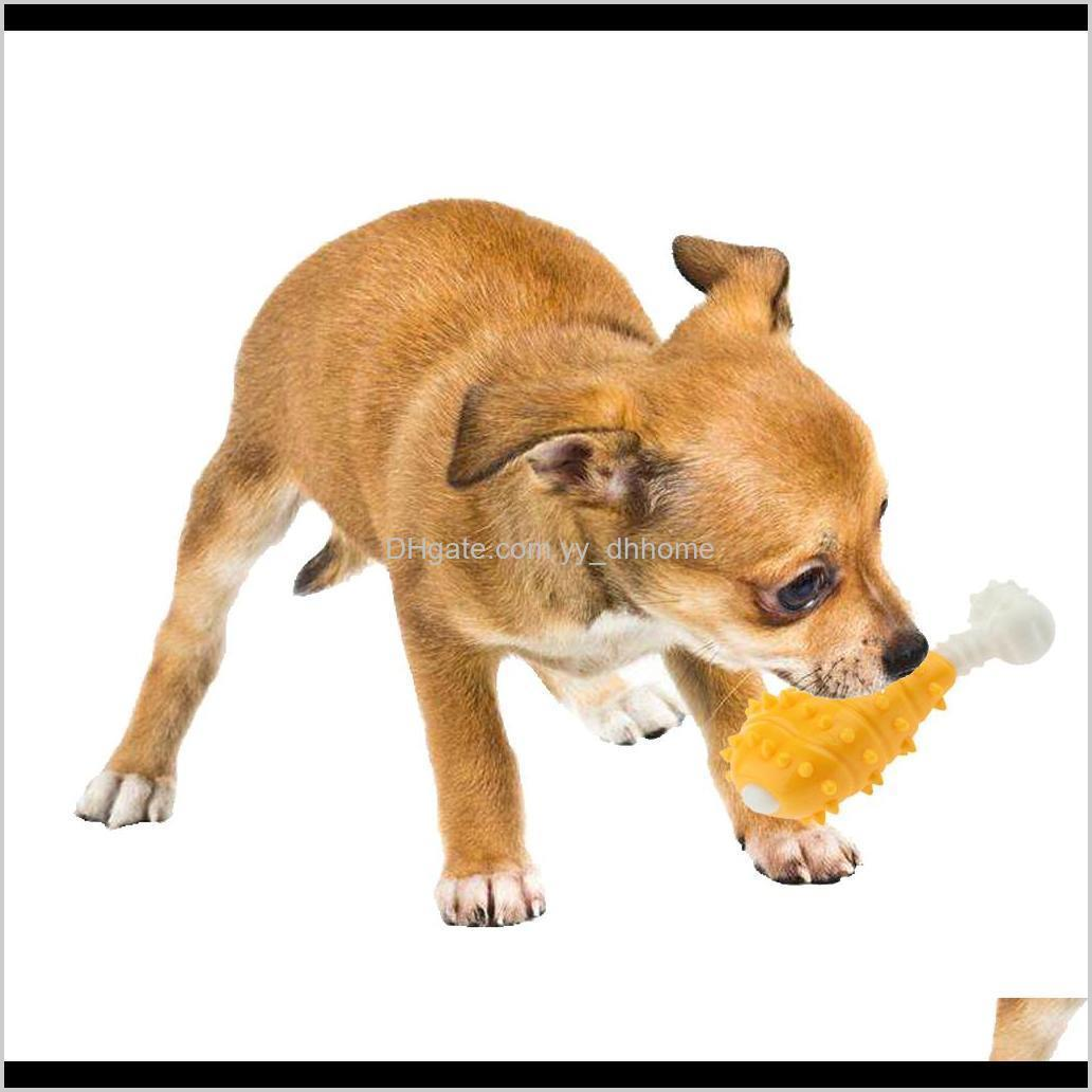 new upgraded brushing stick dog chew tooth cleaner puppy dog chew toys toothbrush for pet puppies