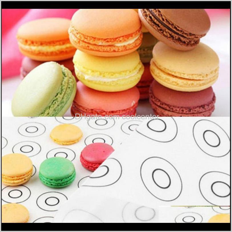 silicone baking mat fondant bakeware macaron oven baking tools for cakes pastry tools sheet dough roll mats pad 40x30cm/29x26cm