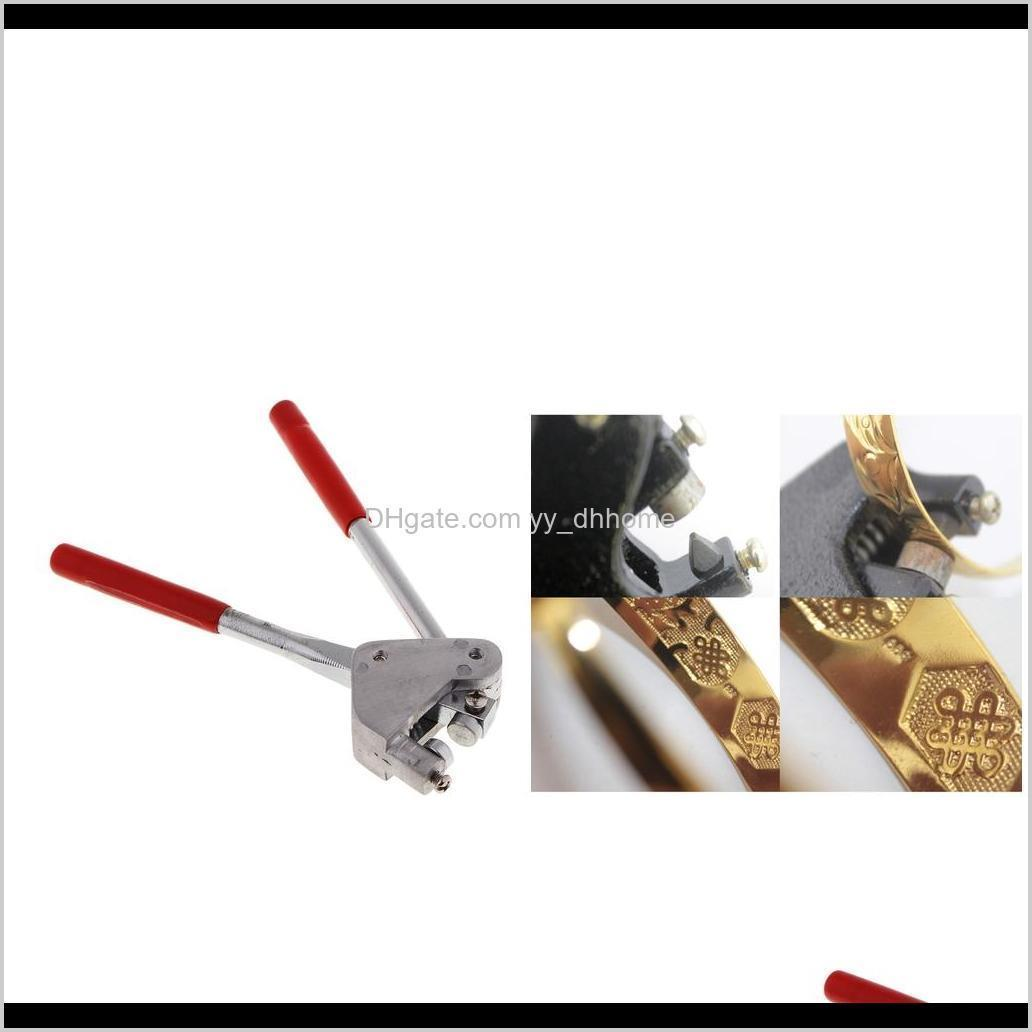 jewelry stamp words printed pliers jewellery punch stamping pliers heavy duty