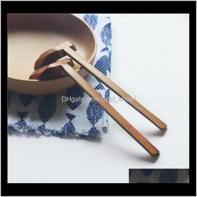 2 styles woodenturtle soup spoon colander wood tableware japanese style ramen wooden long handle hot pot spoon aaa547