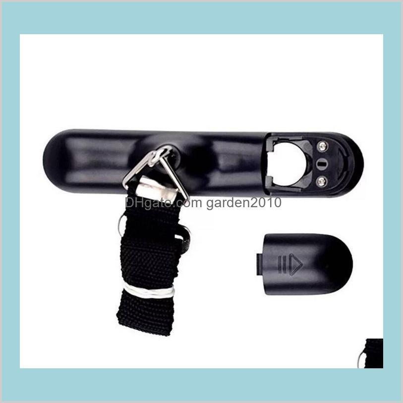 Portable Travel 110lb / 50kg LCD