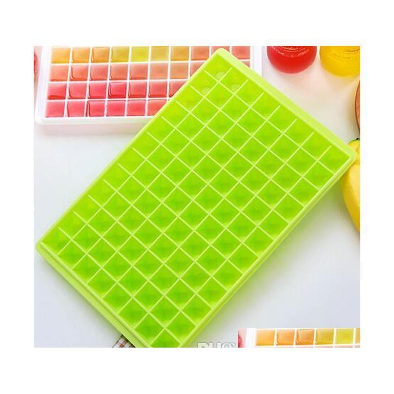 60 grids 96 grids ice cube molds makers food grade ice cube tray easy release diy fruit ice mold home bar kitchen accessories