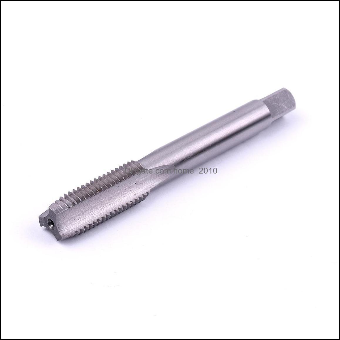 ATOPLEE Metric HSS Thread Tap Right Hand Thread Drill Bits M10 M12 M14 M16 M18 M20