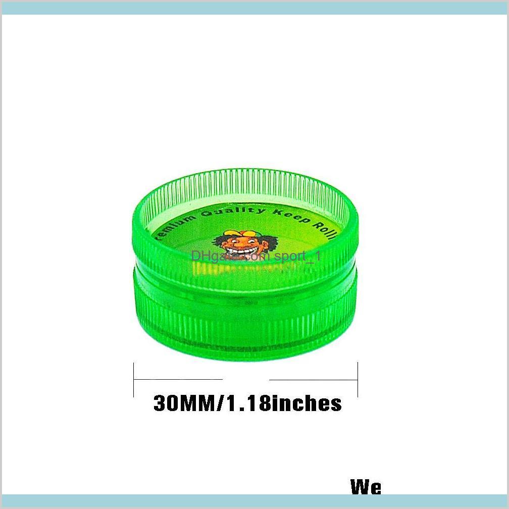 48ps/lot 2 Layers 30MM Mini Hard