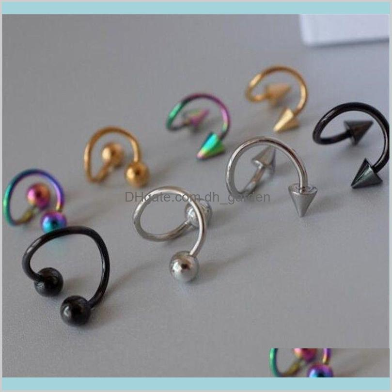 New Wholesale Jewelry Labret Lip Rings
