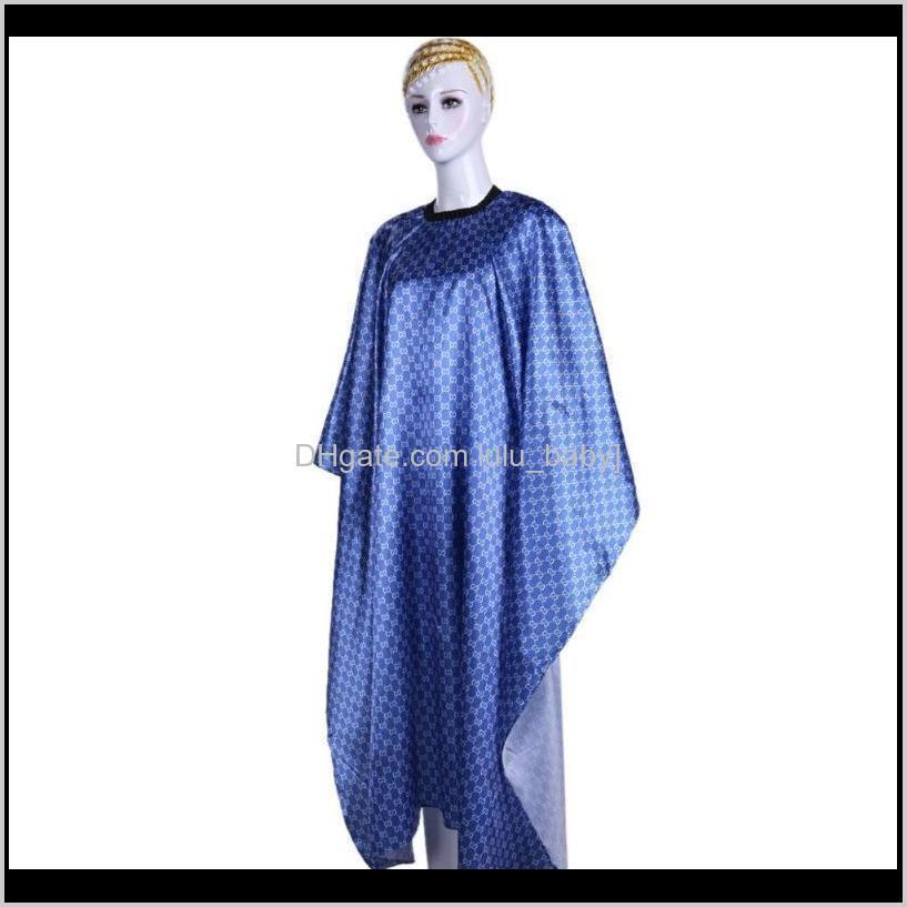 4colors pro salon hairdressing cape wrap gown wash easy cloth salon barber hairdresser hair cutting protector styling tools