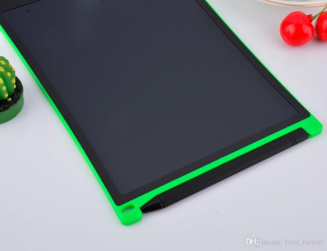 Best LCD Scrittura della tavoletta Digitale Portable Portable 8.5 pollici Disegno a mano Scrittura a mano Tastiera elettronica per adulti Bambini Bambini