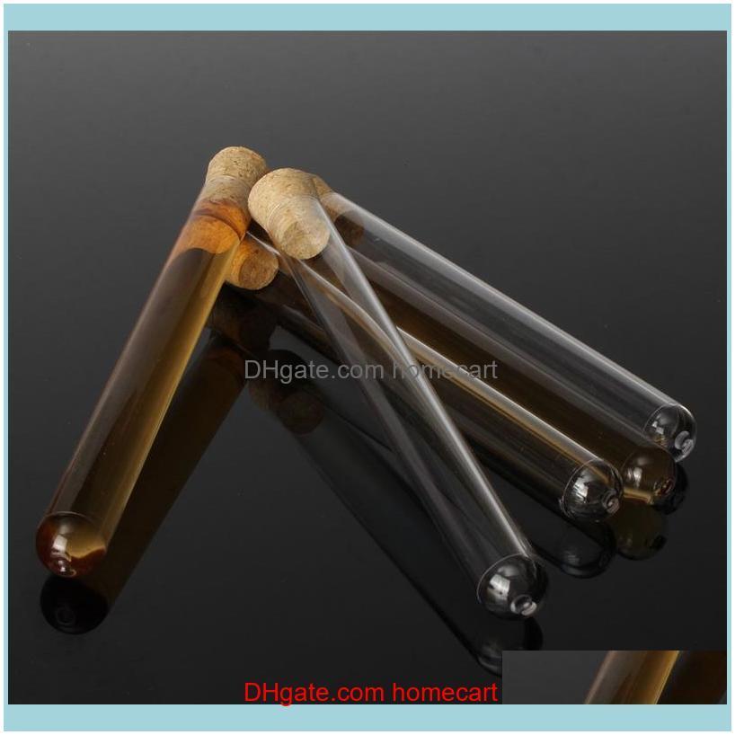 Plastic Test Tube With Cork Stopper 7ml 10ml 12ml 15ml 20ml 25ml 30ml 50ml Plastic Test Tube 20cc Clear Plastic Cosmetic Tube