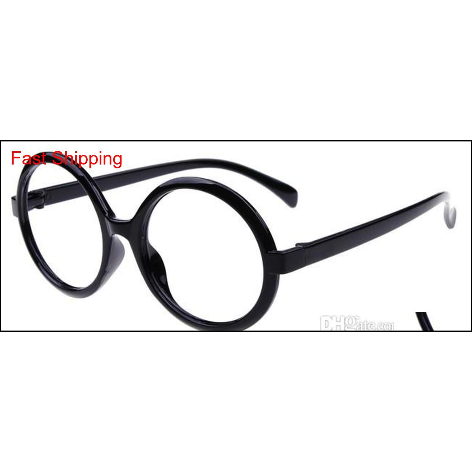 uinsex decorative eye glasses frame for women men harry potter round spectacle frames fashion cheap optical frames wholesale