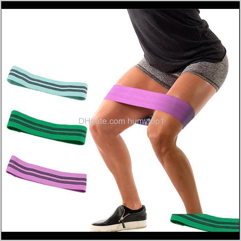 Leg and hip resistance bands, exercise hip Loop Belts , wide fitness resistance ring Belt , Elastic Bands Fitness Equipment D50