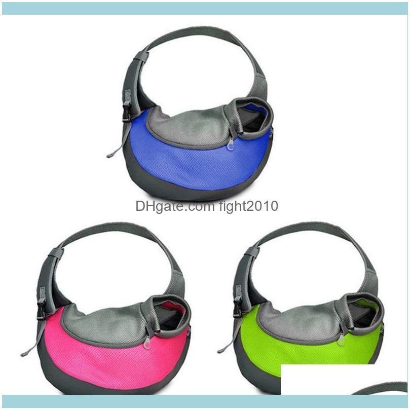 Pet Puppy Dog Carrier Backpack Travel Tote Shoulder Bag Mesh Sling Carry Pack 875A