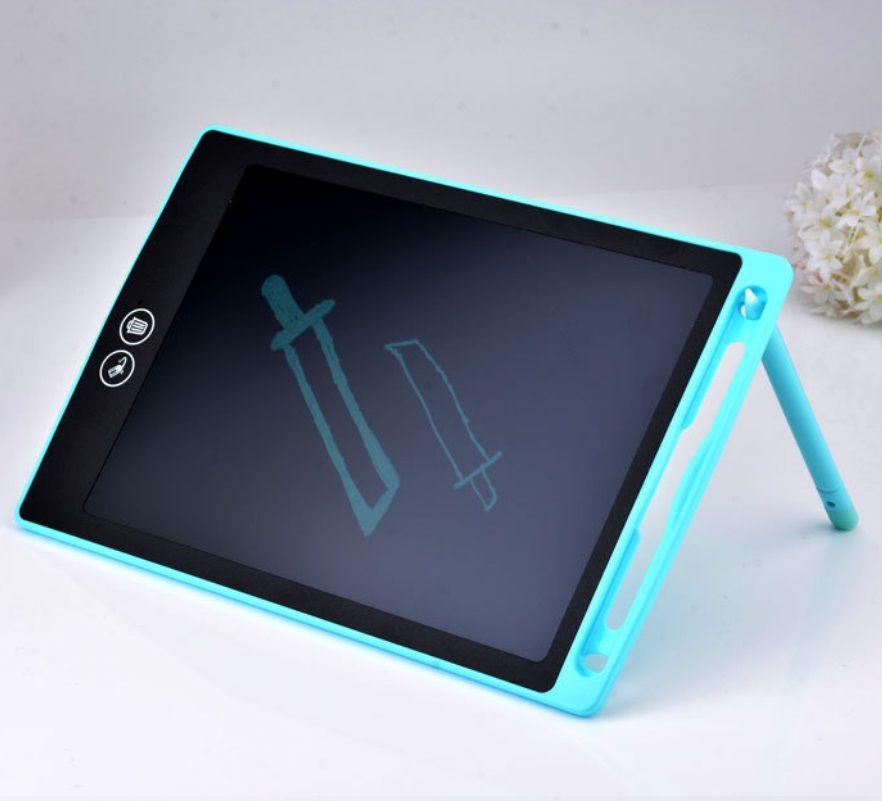 12 بوصة شاشات الكريستال السائل لوحة الرسم البساطة محلي القابل للمسح الرسم البياني الكتابة اليدوية الرسم الإلكترونية مع القلم هدية