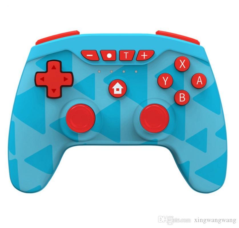 NEW اللاسلكي المراقب TOP جودة غمبد لN-SL / تبديل PRO / PS3 المقود مع حزمة البيع بالتجزئة تحكم لعبة
