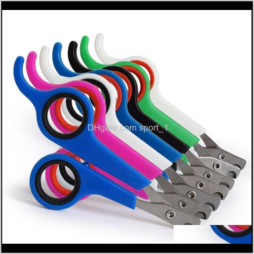 lowest price pet dog cat care nail clipper scissors grooming trimmer 7 colors with shipping