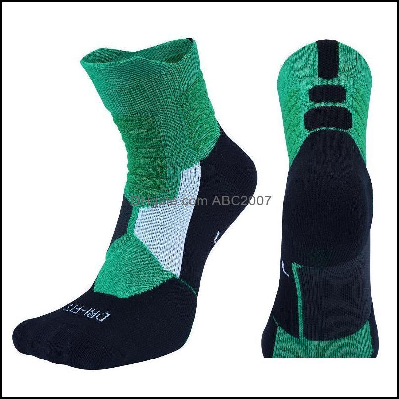 Men Women Fitness Running Bike Cycling Hiking White Sport Socks Outdoor Basketball Football Soccer Compression Socks Calcetines1