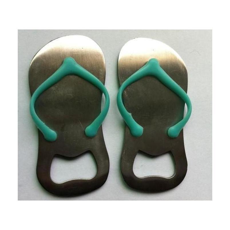 gift beer bottle opener wedding favor flip-flop sandal bottle opener slipper wine opener